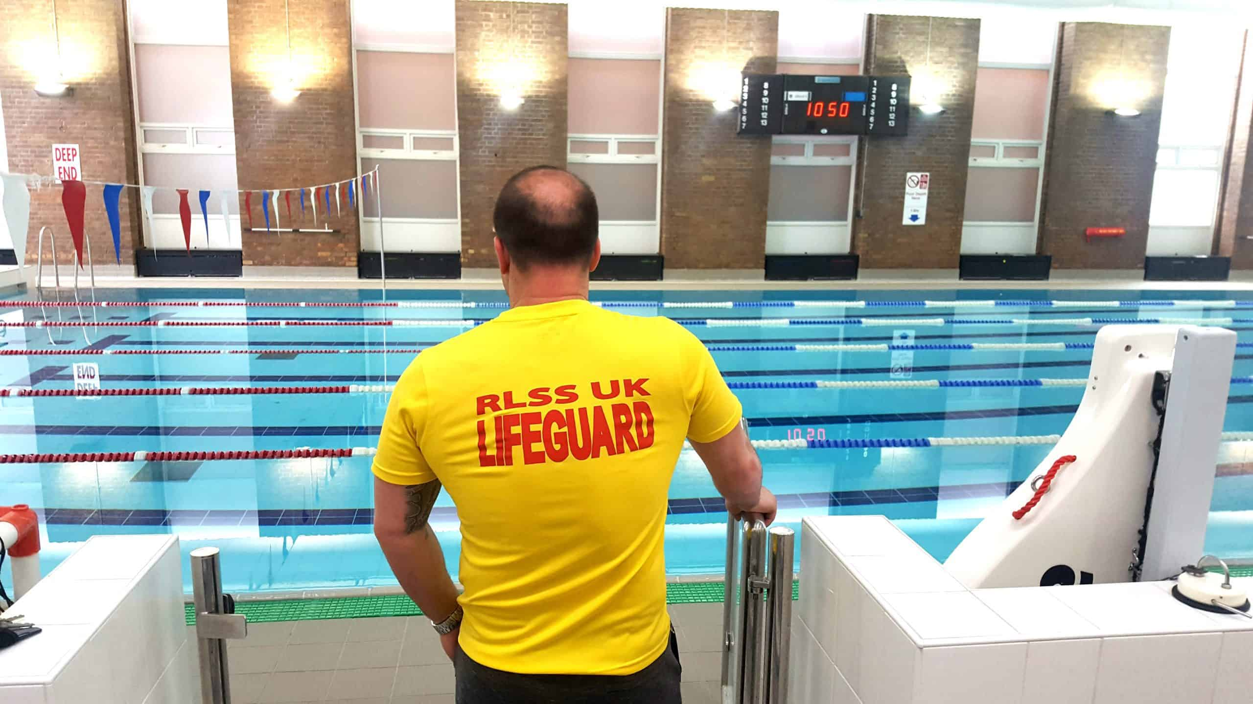 Nation Pool Lifeguard Qualification (NPLQ)
