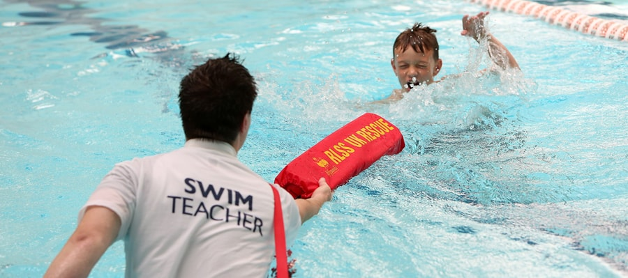 National Rescue Award for Swimming Teachers & Coaches